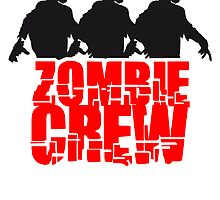 3 Zombies Crew Party Freunde Team by Style-O-Mat