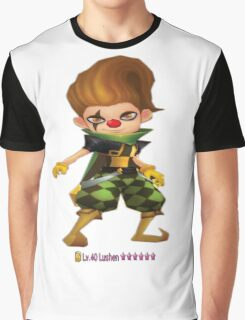 Summoner's War - Lushen Graphic T-Shirt