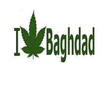I Love Baghdad by Ganjastan