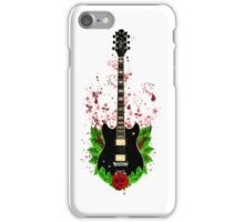 Guitar  iPhone Case/Skin