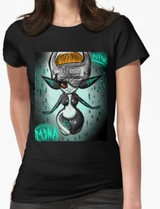 Twillight Princess : Midna  Womens Fitted T-Shirt