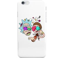 Rick And Morty Drunk iPhone Case/Skin