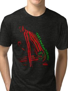 Tribe Called Quest - The Low End Theory Tri-blend T-Shirt