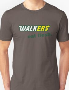 Walkers. Eat Flesh.™ T-Shirt