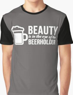 BEER HOLDER Graphic T-Shirt
