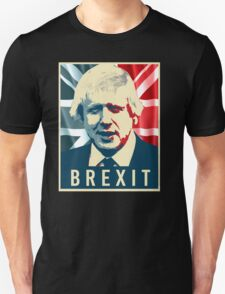 Boris Johnson Brexit Unisex T-Shirt