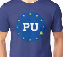 PU to the EU Unisex T-Shirt