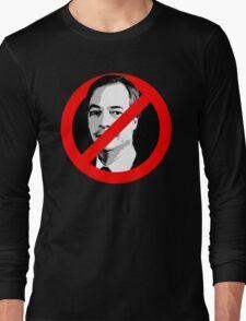 Anti Nigel Farage Long Sleeve T-Shirt
