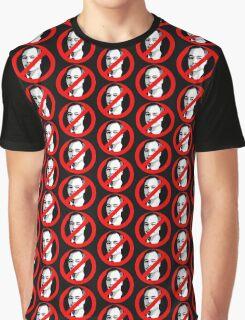 Anti Nigel Farage Graphic T-Shirt
