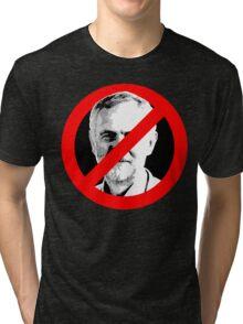 Anti Jeremy Corbyn Tri-blend T-Shirt