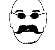Charles Bronson by aketton