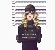 Goldilocks mugshot Unisex T-Shirt
