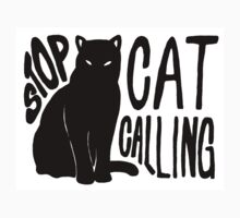 stickers against catcalling by Sarah Erh-Ya