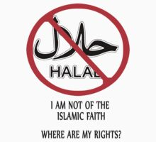 I'm not of the faith. Where are my rights? by shocker