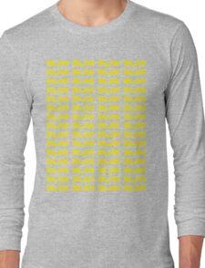 Blah wars Long Sleeve T-Shirt