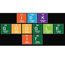 Google It Photographic Print