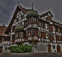 Drachenburg Card - Castle Poster Switzerland Photo by deanworld
