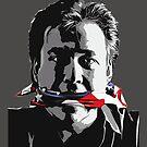 shut 'em Up - Bill Hicks - Freedom of speak by sastrod8