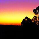 sunset at sun down by amberrobertson
