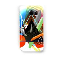 NU ABSTRACT Samsung Galaxy Case/Skin