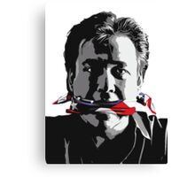 shut 'em Up - Bill Hicks - Freedom of speak Canvas Print