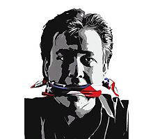 shut 'em Up - Bill Hicks - Freedom of speak Photographic Print