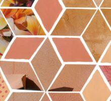 Apricot Tiling Sticker