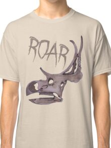 Triceratops Roar!  Classic T-Shirt