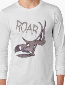 Triceratops Roar!  T-Shirt