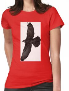 Flight of the Falcon Womens Fitted T-Shirt