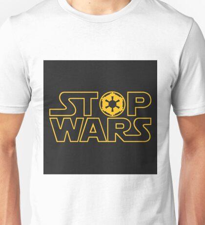 Stop Wars, wars Stop Unisex T-Shirt