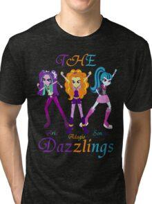 The Dazzlings equestria girls Tri-blend T-Shirt