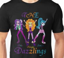 The Dazzlings equestria girls Unisex T-Shirt