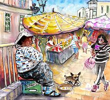 The Market Lady of Turre by Goodaboom
