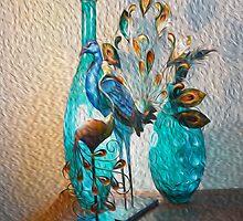 Moms Peacock by Oscar Sage