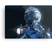 Raiden Is Back Metal Print