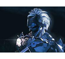 Raiden Is Back Photographic Print
