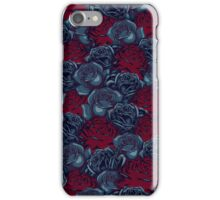 Stop and Smell the Roses CRIMSON MOONLIGHT iPhone Case/Skin