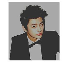 Seo In Guk by redstardragon47