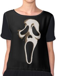 SCREAM Women's Chiffon Top