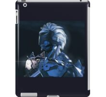 Raiden Is Back iPad Case/Skin