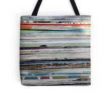 old vinyl records Tote Bag