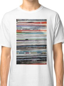 old vinyl records Classic T-Shirt