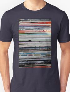 old vinyl records Unisex T-Shirt