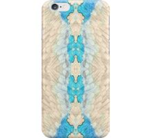 Clouds in symmetry iPhone Case/Skin