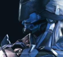 Raiden Is Back Sticker