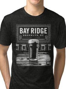 Bay Ridge, Brooklyn, NY Tri-blend T-Shirt