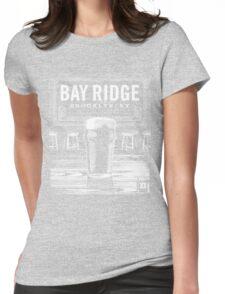 Bay Ridge, Brooklyn, NY Womens Fitted T-Shirt