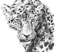 J for Jaguar by DaisyDateStamps