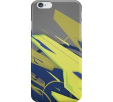Abstract Graffiti Form iPhone Case/Skin
